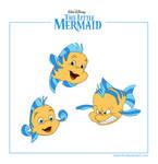 Disney-a-day: Flounder