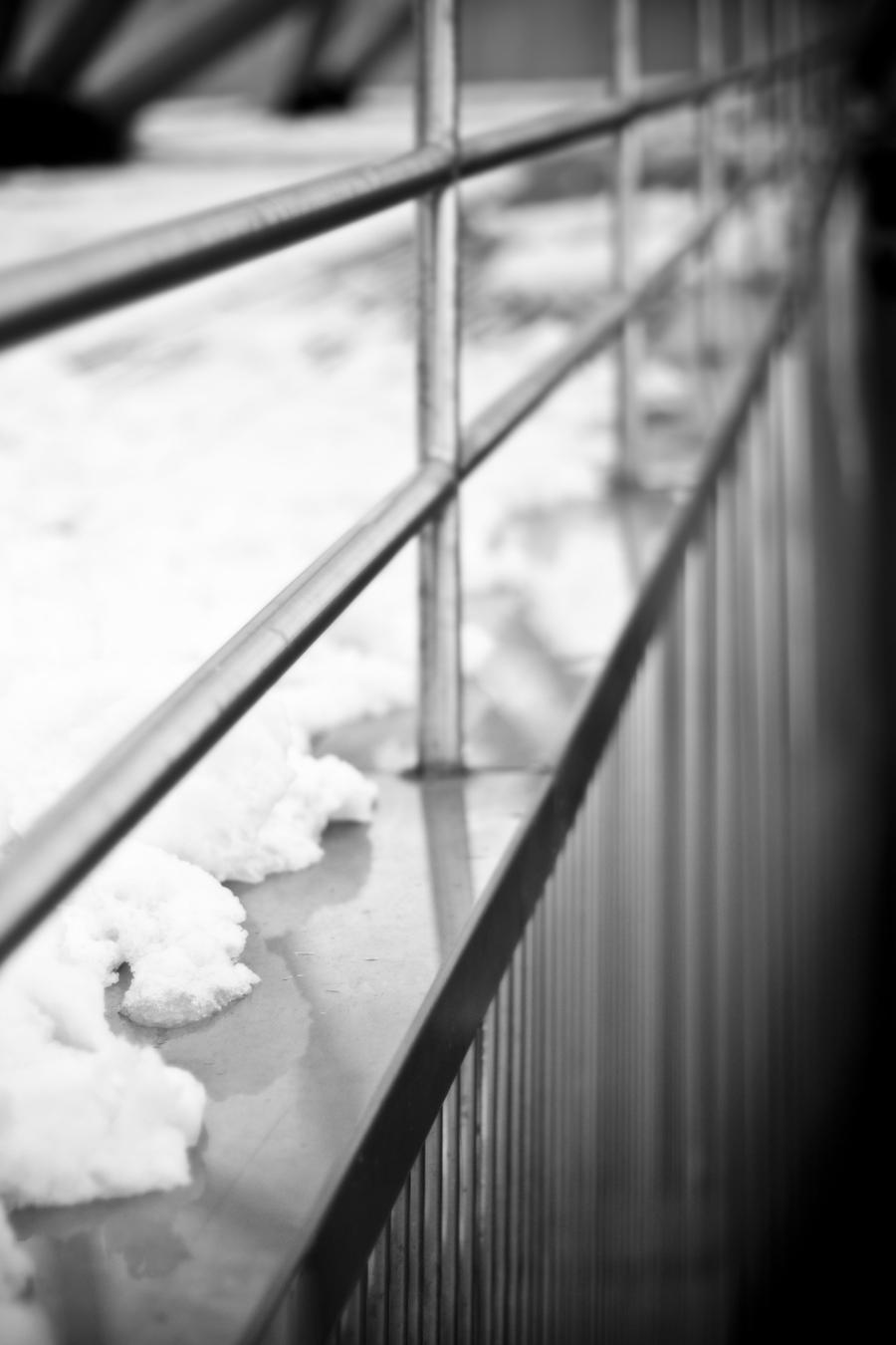 railing DOF study by kporter