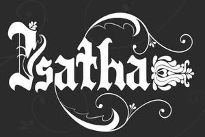 Isatha logo by magnettarpittrap