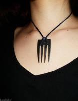Fork by magnettarpittrap