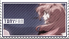 TonyFan Stamp by cHEDDArt