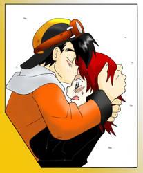 GS kiss