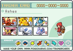 Trainer id by RainingAshes