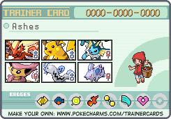 Trainer id by RainingAshes
