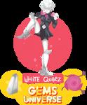 GU - App White Quartz
