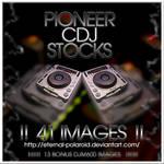 Pioneer CDJ stocks 41images by Eternal-Polaroid