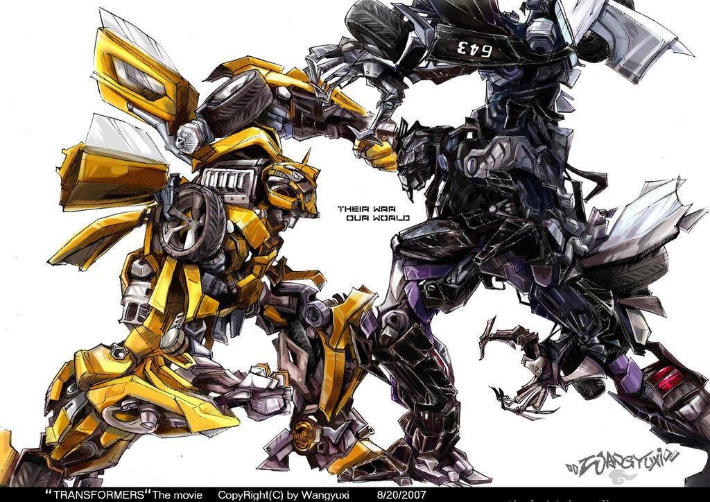 The Official Transformers Revenge Of The Fallen Fan Art