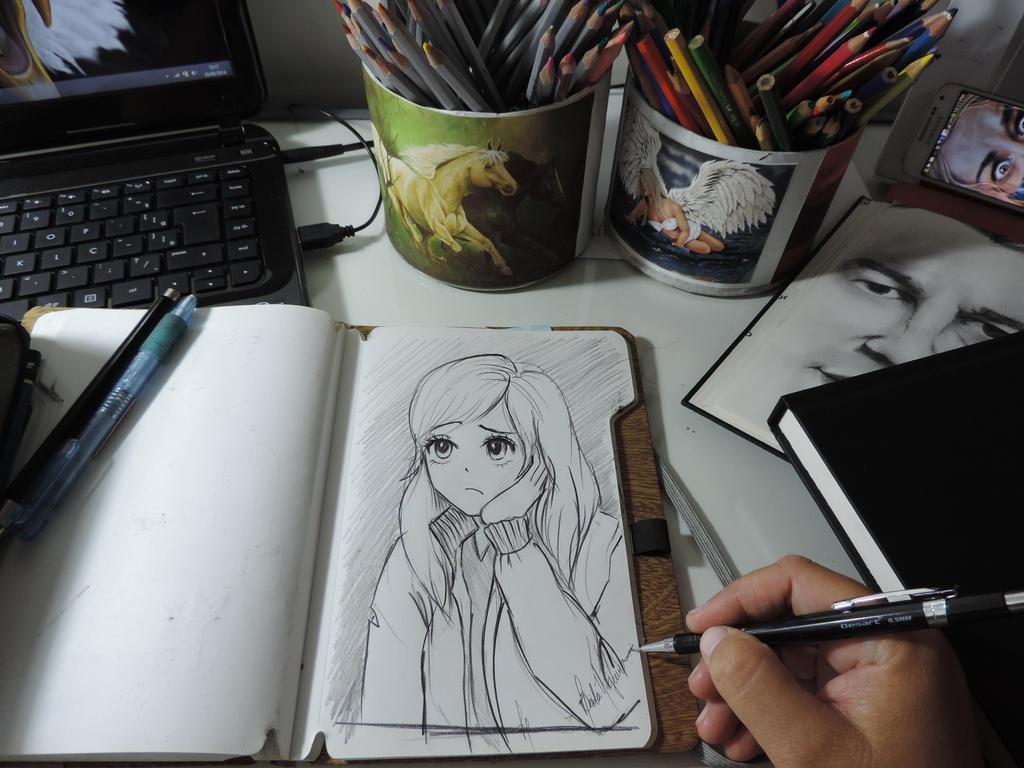 Manga by leidanogueira