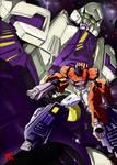 Fan Art: Prime and Megatron