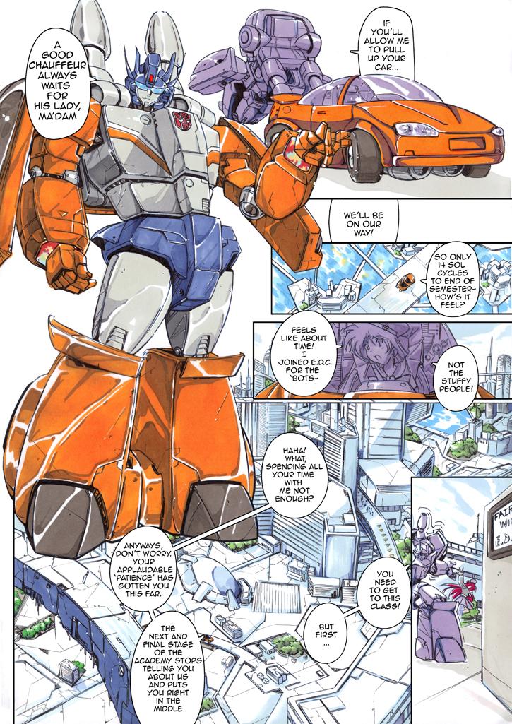 Micromaster: Infinity page 3 by hinomars19