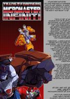 Micromaster infinity intro page by hinomars19