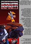 Micromaster infinity intro page