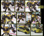 custom BT Bumblebee