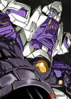 New Megatron w.i.p by hinomars19