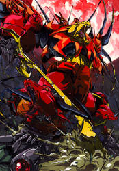 PREDAKING!!!!!!! by hinomars19