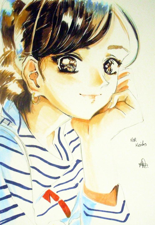 Keiko chan by hinomars19