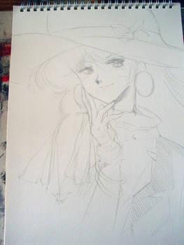 Eve sketch