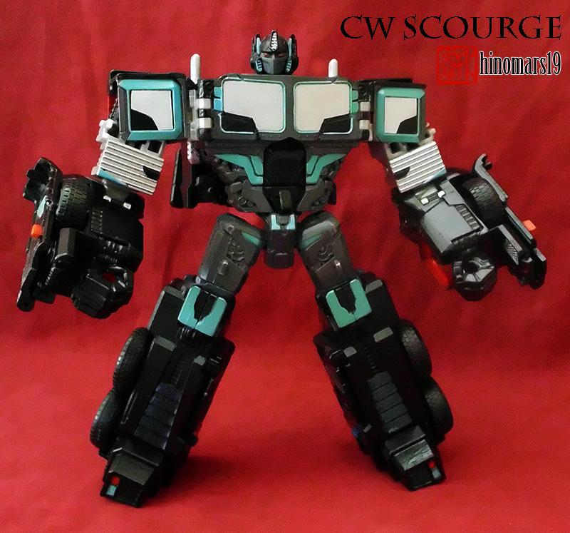 Transformers News: Seibertron.com Creative Round-up - November 8th 2015 - The Mega