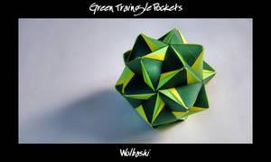 Green Triangle Pockets by wolbashi