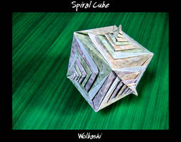Spiral Cube by wolbashi
