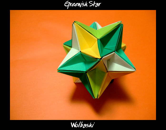 Greenish Star by wolbashi