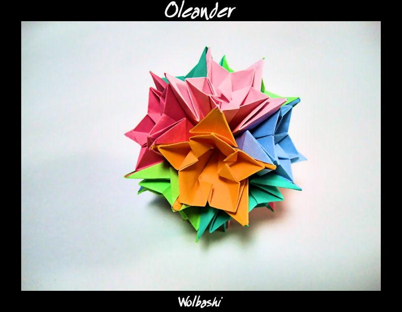 Oleander by wolbashi