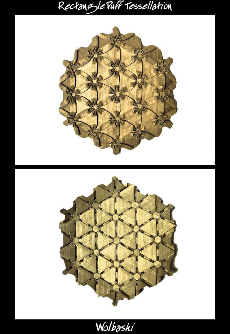 Rectangle Puff Tessellation by wolbashi