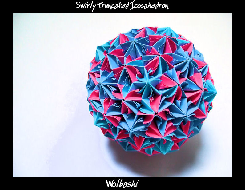 Swirly Truncated Icosahedron by wolbashi
