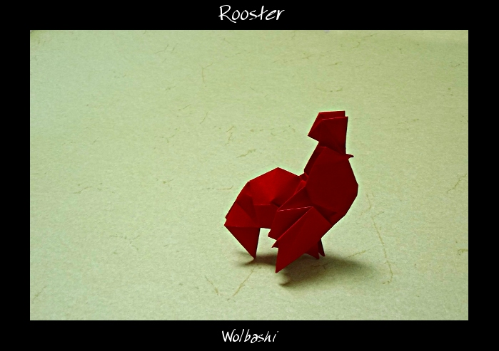 Rooster by wolbashi
