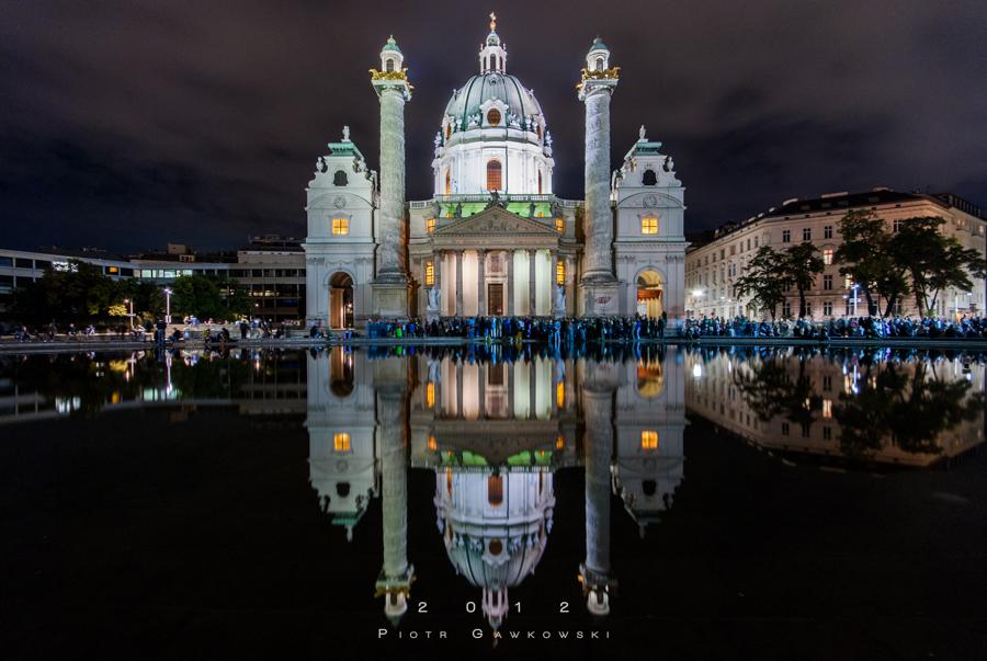 Karlskirche by mekemee