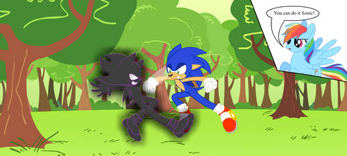 You Can Do It Sonic!