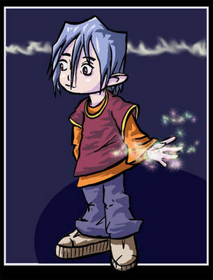 Little Wizard by Codexus