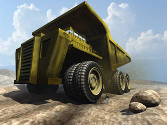 Monster Truck by Codexus