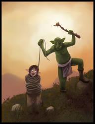 Troll Farceur by Codexus