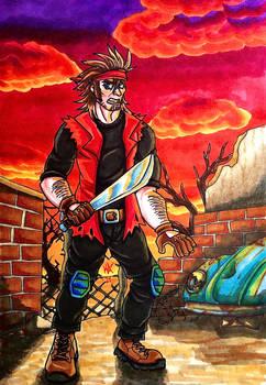 James Wasteland Warrior