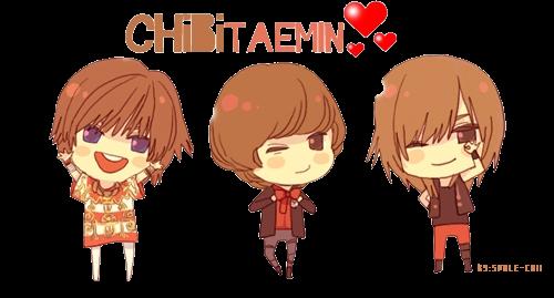 Taemin Chibi by Smile-Chii
