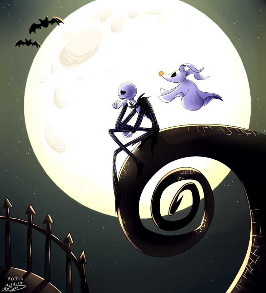 jack skellington the nightmare before christmas by artistofthegeeks - Jack From The Nightmare Before Christmas