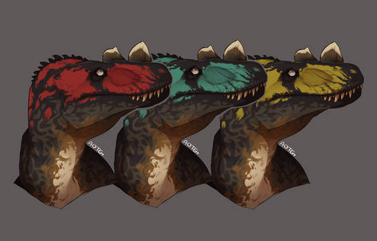 Ceratosaurus (The Isle)