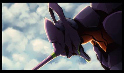 End of Evangelion - Redraw