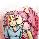 Rainbow Pie