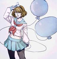 Birthday Hisao by SimonAdventure