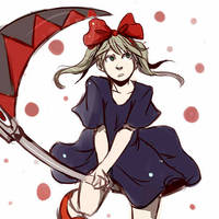 Maka's Delivery Service by SimonAdventure