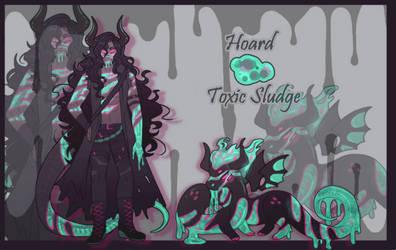 Toxic Sludge Dragon Auction(Closed!)