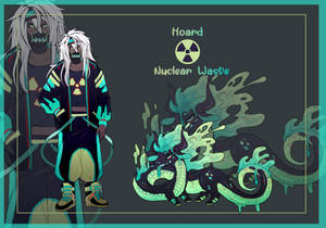 Nuclear Waste Dragon Set Price Adopt(Closed!)