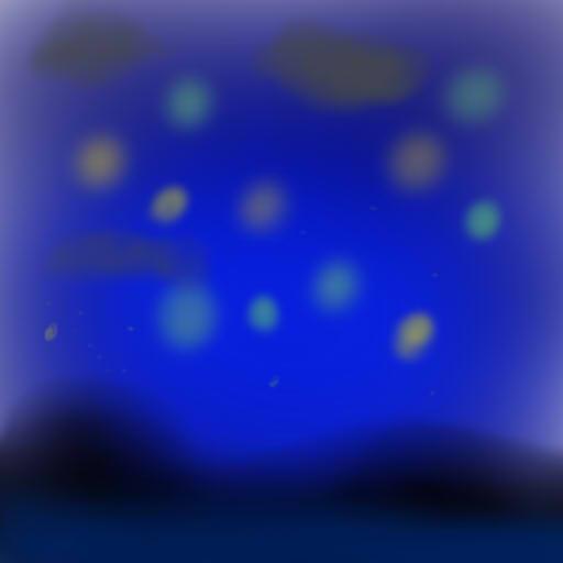 Fireflies by imafurry98
