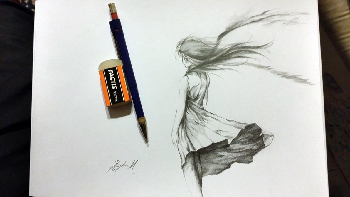 Pencil !? by HaydenM