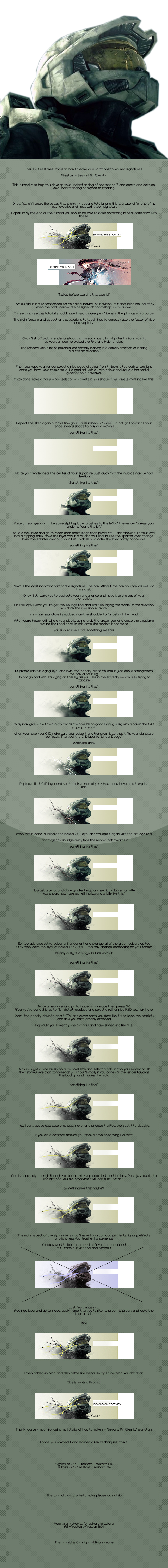 Halo Full Sig Tutorial by theHalogen