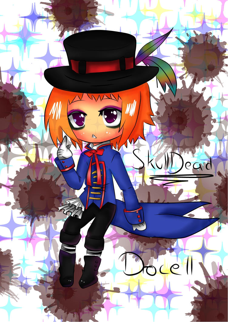 Drocell Chibi Black Butler By SkullDead