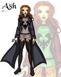 Jean Grey: Ash by Christian-Lee