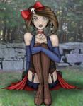 Eirwynn The Witch by Christian-Lee